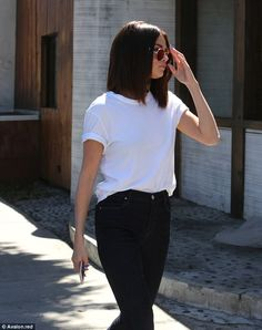 Lob-ly: In March, Gomez debuted a long bob which was already a switch up from her usual lo...