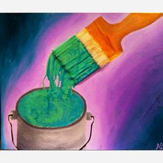 Crayon Melting