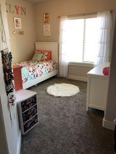 Interior Living Room Design Trends for 2019 - Interior Design Kids Bedroom Decor, Room Makeover, Room, Toddler Bedrooms, Girl Bedroom Designs, Room Inspiration, Bedroom Decor, Toddler Rooms, Baby Girl Room