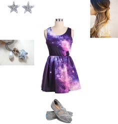 """""""Show me the stars"""" by acwnerdfighter ❤ liked on Polyvore"""