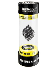 NanoDots: Fun magnetic orbs ideal for building.