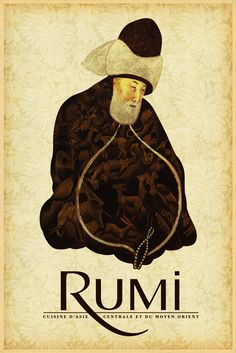 Short poems from Djallaledin Rumi.  Read & Share to share the knowledge to each other.  #Letstalkknowledge