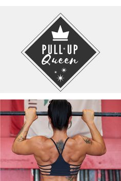 how to get your first strict pull up queen
