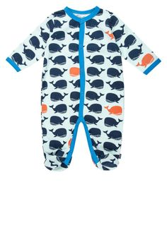 Minymo - Pyjama - bleu