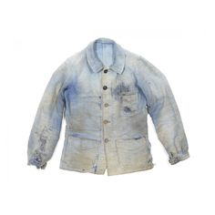 French workwear jacket inspiration for le laboureur