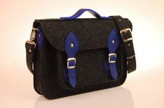 NEW lower price  30% Felt Laptop bag 15 inch with by etoidesign