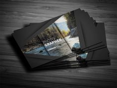Modern business card design template free psd business card design creative business card template cheaphphosting Choice Image