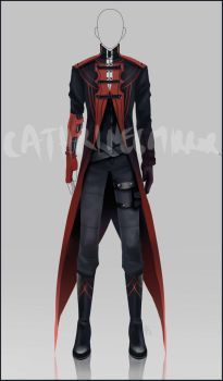 (CLOSED) Adopt Auction -Outfit 2 by cathrine6mirror