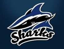 Com softball logos, girls softball, youth logo, shark logo Softball Logos, Girls Softball, Youth Logo, Sport Logos, Shark Logo, Nursing Research, Behance, English Fun, Caricatures