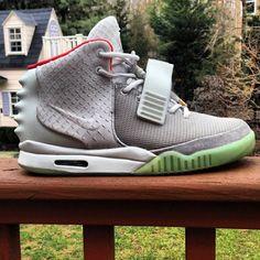 Nike Air Yeezy 2. So fresh, So clean #sneakers