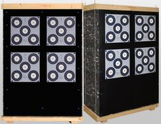We sell archery equipment and and archery supplies featuring archery targets such as a hunting target made from recycled foam for bow hunting practice.