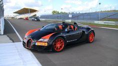 Supercars Accelerating Part 22 - Ferrari Enzo, SLR Stirling Moss, BRABUS...