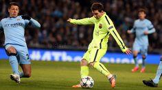 Manchester City FC 1-2 FC Barcelona   FC Barcelona