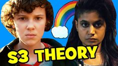 Stranger Things SEASON 3 THEORY - Who Are The Other Gifted Children? - YouTube