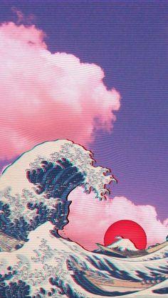 phone wallpaper grunge handyhintergrundbild Phone wallpaper dumb no 2 neon aest. phone wallpaper g Iphone Wallpaper Vintage Retro, Wallpaper Pastel, Waves Wallpaper, Trippy Wallpaper, Iphone Background Wallpaper, Aesthetic Pastel Wallpaper, Aesthetic Wallpapers, Wallpaper Quotes, Wallpaper Desktop