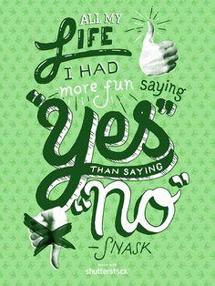 Frases do Creative Mornings viram pôsteres inspiracionais pela Shutterstock. #poster #creativemornings #shutterstock