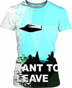 I want to be-leave ufo poster classic 90s series x-files variation aliens flying saucer object sad poster tee shirt v2 polygon art. (i want to believe aliens series tv