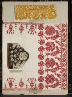Sleeve panel | Slovakia (Detva, made) / 19th century (made)