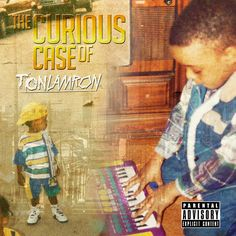 """Ally Collective presents... Ton Lamron's debut project """"The Curious Case of Ton Lamron"""" -follow on twitter @tonlvmron"""