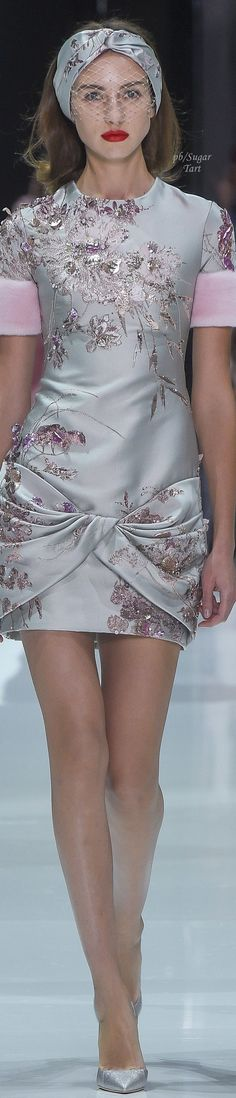 Spring 2018 Couture - Ralph & Russo
