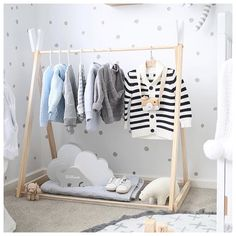 Baby nursery Fixed Base Children's Clothing Rack – Hope & Jade The Secret To A Beautiful Lawn Actual