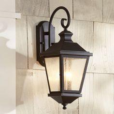 Hillside 2-Light Outdoor Wall Lantern