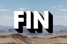 OUI NON #typography #type #typeface