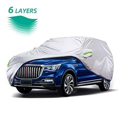 Come with Ice Scraper Car Snow Cover Perfect for Normal Car Suvs All Years Summer//Winter Lamoe Heavy Duty Windscreen Cover for Ice Frost Sun UV Water Resistant Magnetic Windscreen Cover for Cars