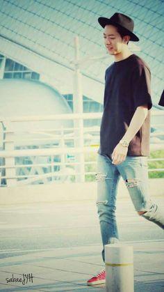 Total maknae cuteness. Jung Shinnie CNBLUE