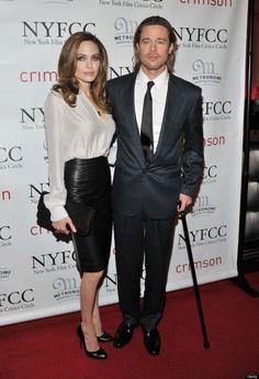 Angelina Jolie n Brad hot sexy couple...
