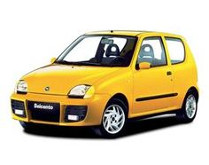 Meet Christine, a dream #Fiat #Seicento loved by her owner