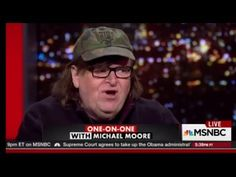 NBC: Michael Moore is endorsing Bernie Sanders for President!!!