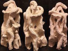 Krakenbaum aus gebranntem Ton /Keramik