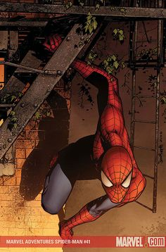 Preview: Marvel Adventures Spider-Man #41, Cover - Comic Book Resources