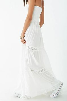 Forever 21 is the authority on fashion & the go-to retailer for the latest trends, styles & the hottest deals. Shop dresses, tops, tees, leggings & more! Shop Forever, Forever 21, Crochet Trim, Dream Wedding Dresses, Wedding Bride, One Shoulder Wedding Dress, Latest Trends, Vogue, Summer Dresses