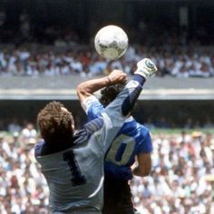 Most Famous shot in Football History