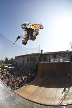 Tony Hawk 900 Spin