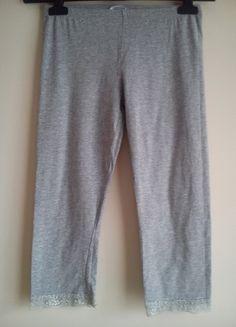 Kup mój przedmiot na #vintedpl http://www.vinted.pl/damska-odziez/legginsy/9818476-szare-legginsy-butik-rozmiar-m