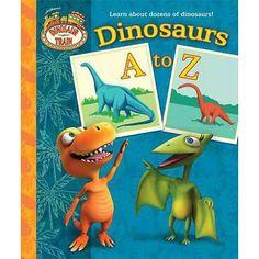 Dinosaurs A to Z - Walmart.com