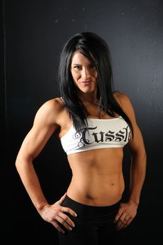 #1 UFC Women's Contender Cat Zigano represented women's MMA last night. And she could do well as a figure competitor too! #IFBB #MMA #UFC
