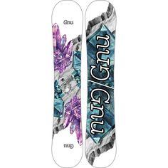 Gnu - B-Nice Asym Snowboard - Women's - Minerals