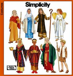 Christmas Play Costumes Pattern Three Kings Costume by blue510