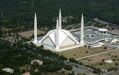 Faisal Mosque – Islamabad – Pakistan