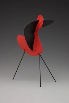 lelongdutemps: Big bird 1936 Alexandre Calder via