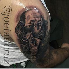 nice Top 100 money tattoos - http://4develop.com.ua/top-100-money-tattoos/