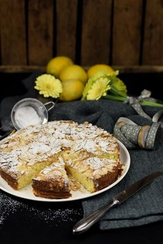 Zitronen Mandelkuchen Glutenfrei - Lemon Almond Cake Glutenfree (3)