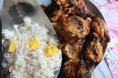 Tandoori Chicken for the grill! Yum! || @AdvntrsinDinner