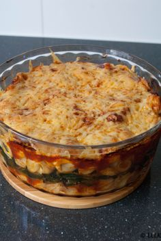 Pasta bake recipes vegetarian ovens 45 New Ideas Baked Recipes Vegetarian, Baked Pasta Recipes, Snack Recipes, Oven Dishes, Pasta Dishes, My Favorite Food, Favorite Recipes, Italy Food, Happy Foods