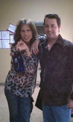 StevenTyler, AEROSMITH Lead Vocalist, Drinks KANGEN WATER too....how about you???......