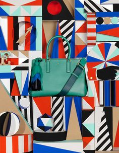 Jenny van Sommers and Rachel Thomas: Anya Hindmarch.